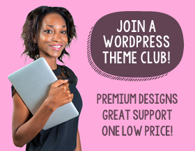 Join a WordPress Theme Club!
